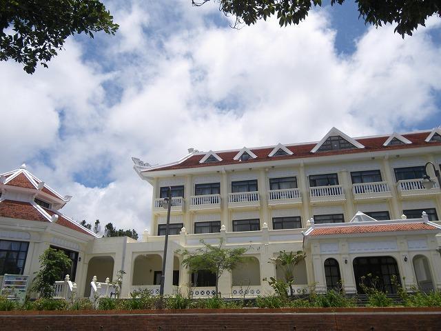やんばる国立公園内に建つ沖縄最北端のリゾートホテル