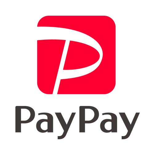 PayPayご利用いただけるようになりました。